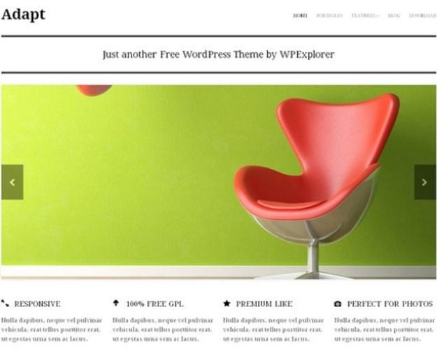 15款免费的响应式 WordPress 主题下载