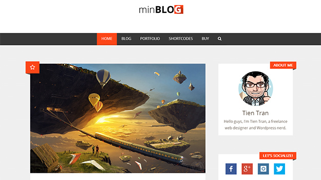 MinBlog