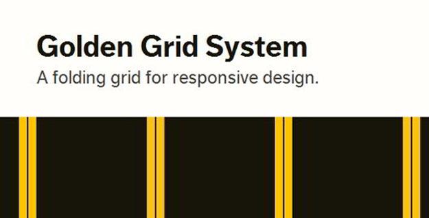 golden-grid-css-framwork
