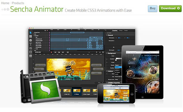 sencha-animator