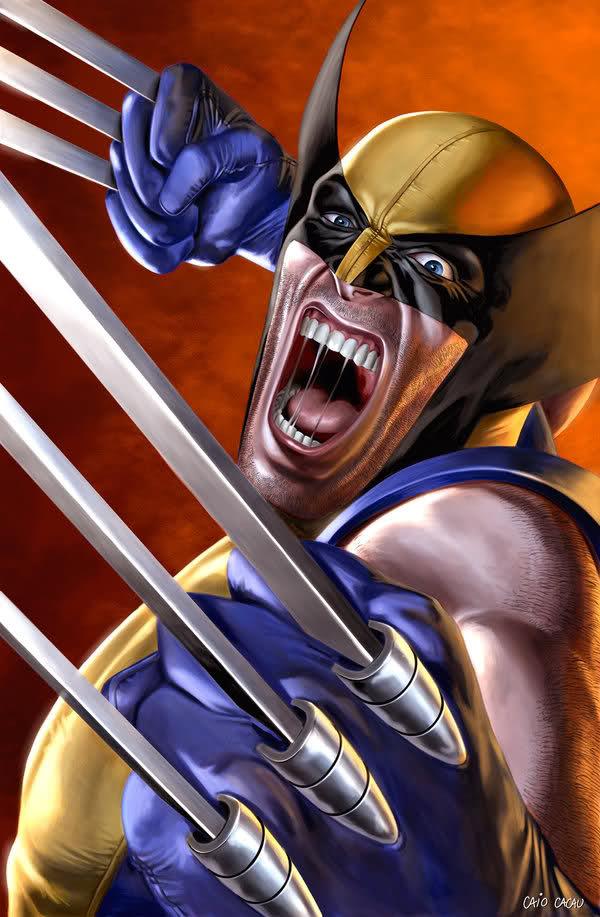 Wolverine -Comics
