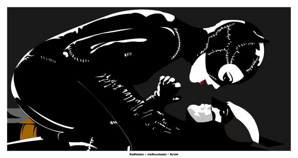 Catwoman & Batman