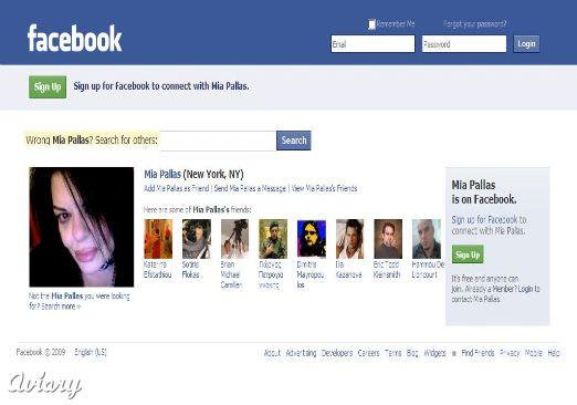 Skinning Facebook