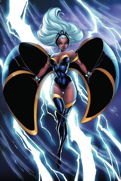 Storm -XMen Comics