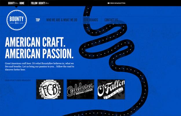 Anatomy of Color : Brilliant Blue In Web Design