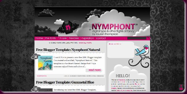 NYMPHONT