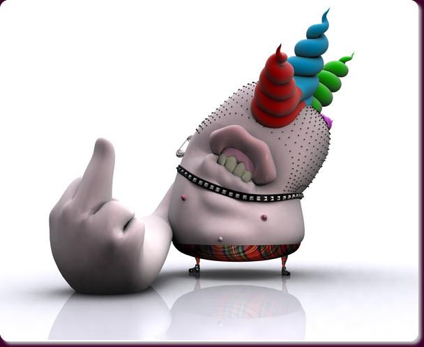 http://www.behance.net/Gallery/3D-characters/218026