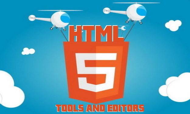 html5 editors
