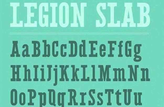 Legion-Slab