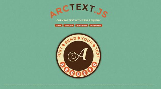 arctext-typography