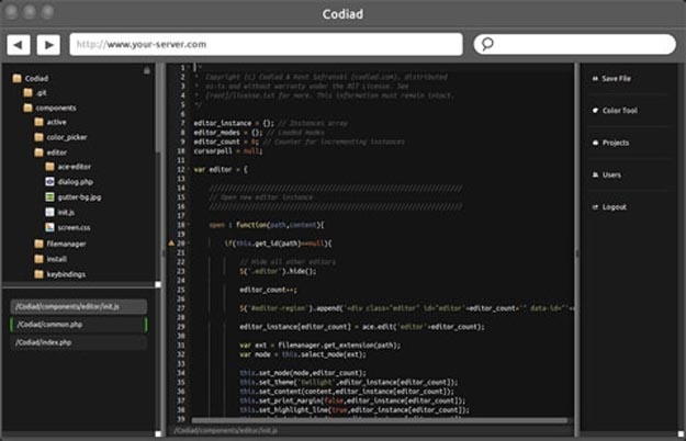 codiad-php-ide