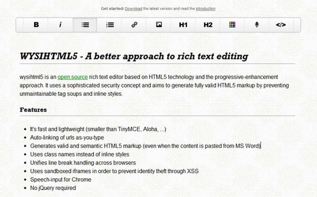html5-editor