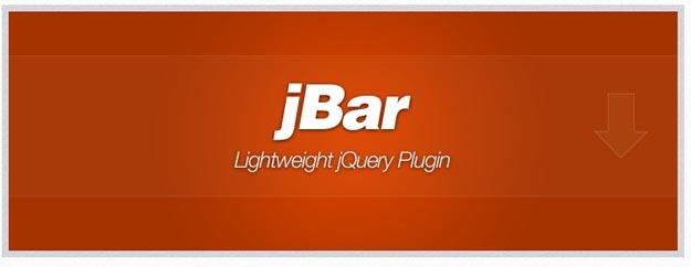 jbar_jquery_plugin