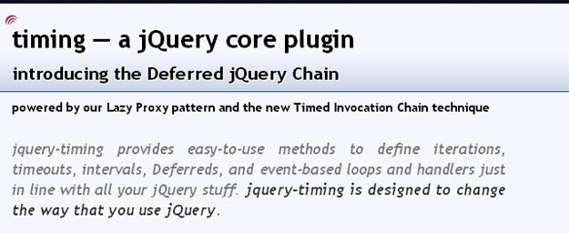timing_jquery_plugins
