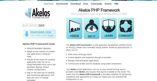 akelos_php_framework