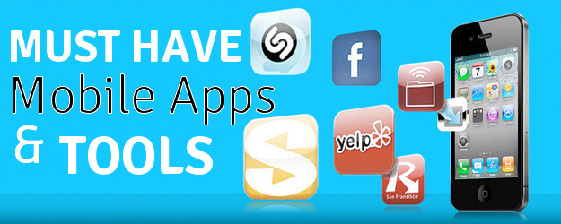 mobile apps and tools for developers