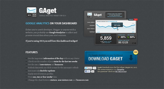 gaget-widget