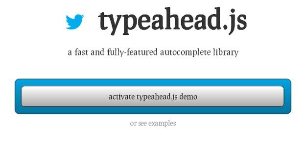 typeahead