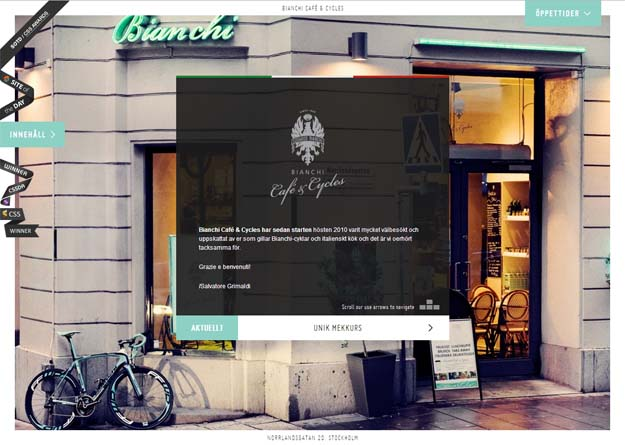 Bianchi Café Cycles
