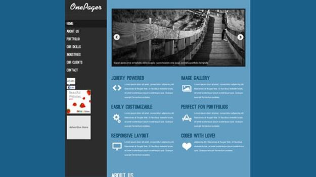 onepage-free-responsive-portfolio-wordpress-theme