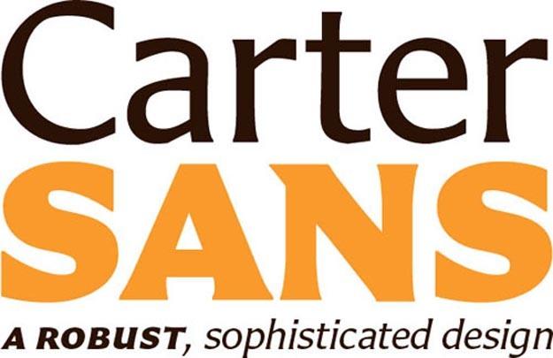 CarterSans