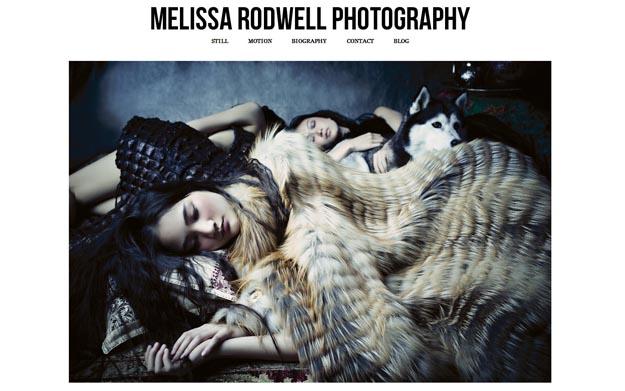 2. Melissa Rodwel