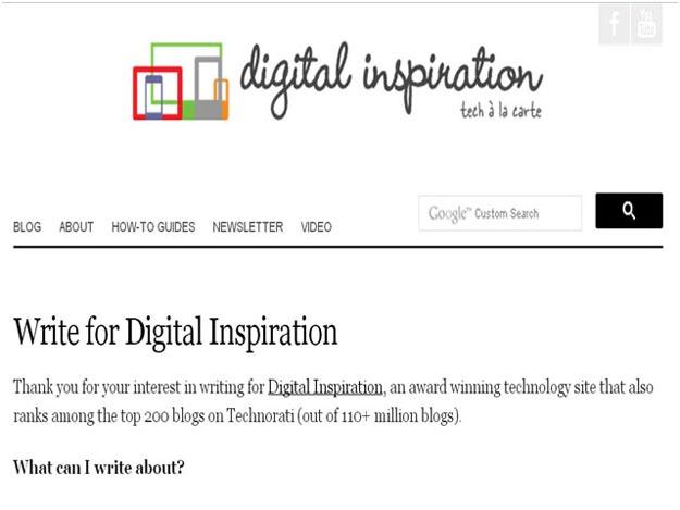 Digital Inspirations