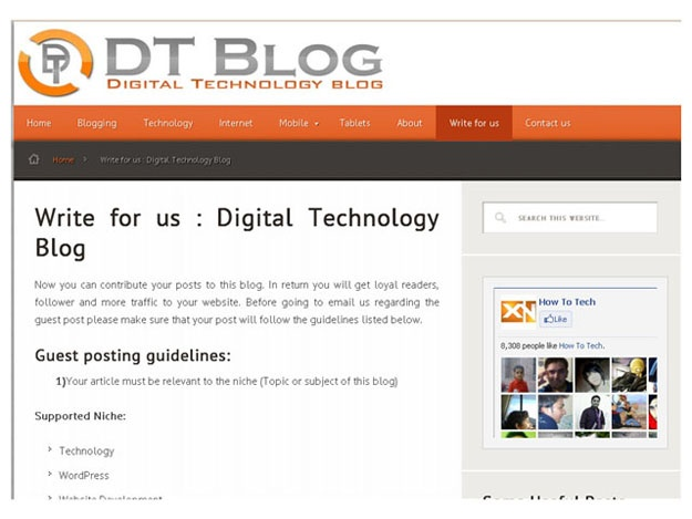 Digital Technology Blog