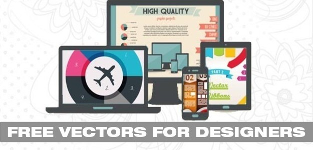 Free High Quality Vectors For Designers