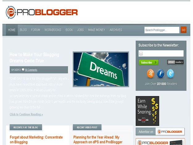 Pro Bloggger