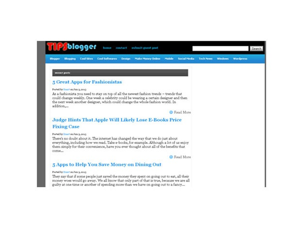 TipsBlogger