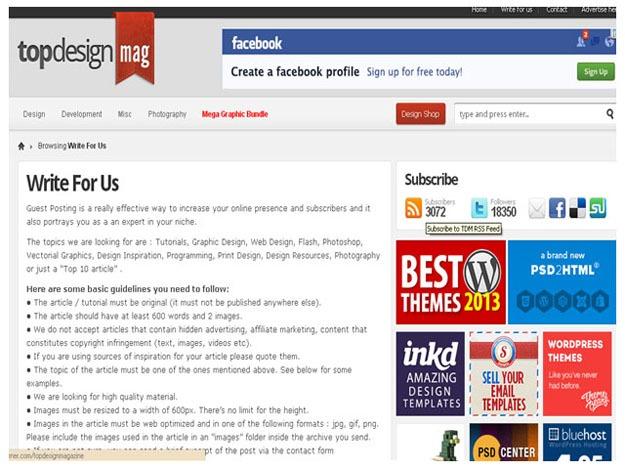 Top Design Mag