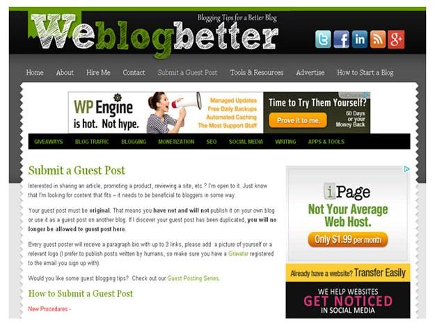 WeBlogBetter