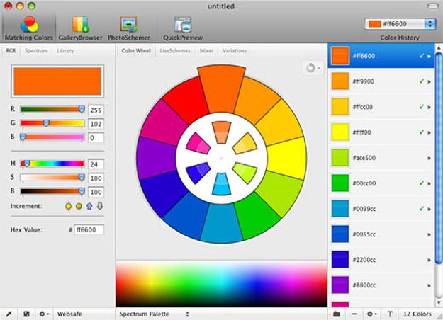 color-schemer