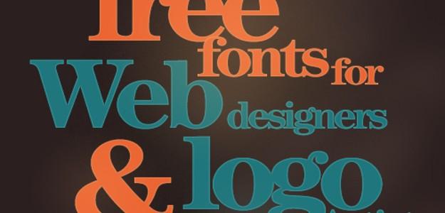 20 Free Stylish Modern Fonts
