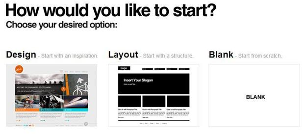 Webydo : Design a Website With The Professional Online Website Creator