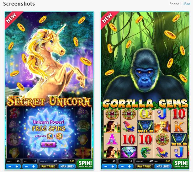 slotmania games