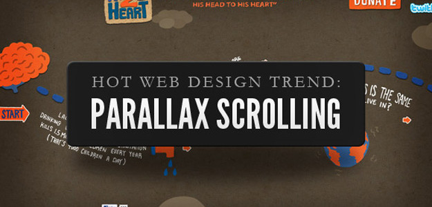 Parallax Scrolling Using jQuery for Effective SEO of Your Website