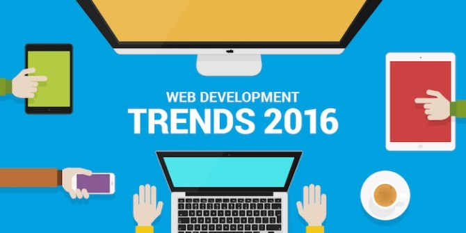 Growing Trends in The World of Web Development