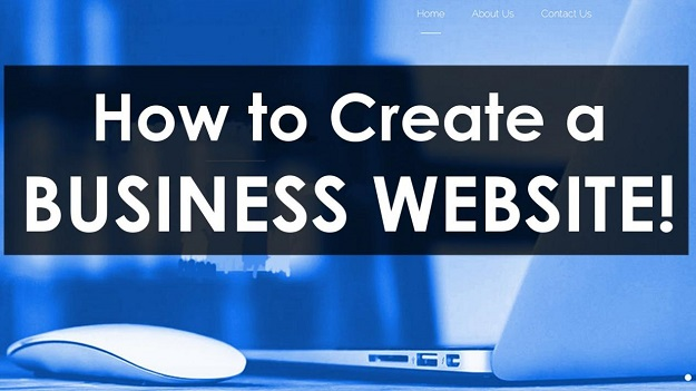 How to Create a Professional Business Website?