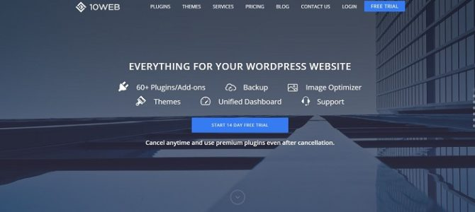 All-in-one Solution for Your WordPress Website