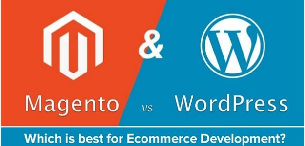 Magento Vs WordPress: Which One is Ideal For E-commerce Website Development & Why?