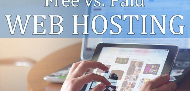 Free Web Hosting's VS Paid Web Hosting's