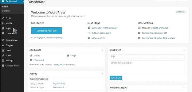 A Complete Guide on How to Set Up a Custom WordPress Page?