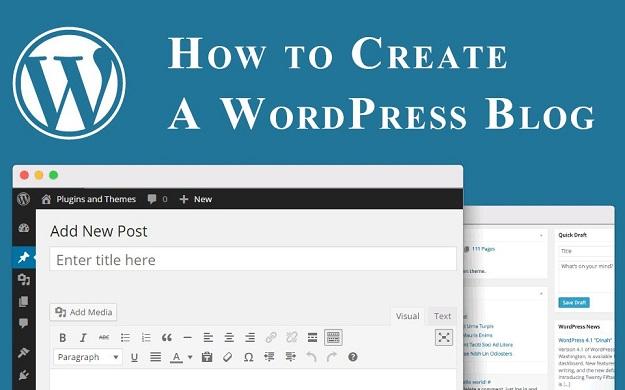 How to Create a WordPress Blog with GoDaddy