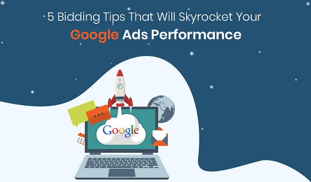 6 Bidding Tips that Will Skyrocket Your Google Ads Performance