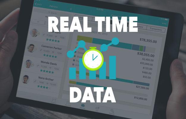 Real-Time Data Makes the World Run Like Clockwork