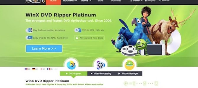 Best DVD to Android Software in 2019: Handbrake or WinX DVD Ripper