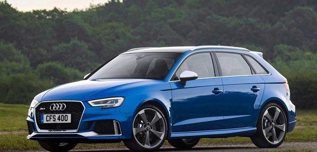 Audi RS 3: A Friendly Maniac