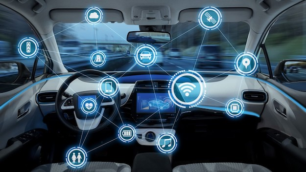 Smart Car Technology that will Make Your Car Much Better